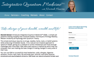 Integrative Quantum Medicine with Noorah Hansen