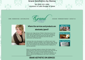 Grand Aesthetics by Donna